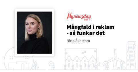 """Mynewsday 2018 - """"Marknadsföring handlar inte om status quo, utan om att alltid bli bättre"""""""