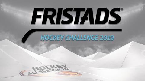 Nu lanseras Fristads Hockey Challenge!