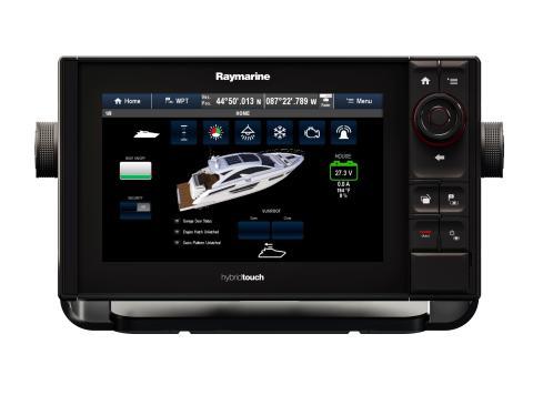 High res image - Raymarine - Digital switching ,locator