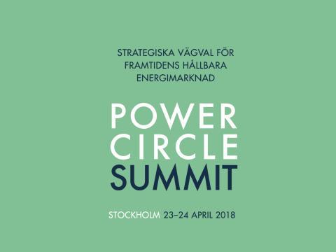 Power Circle Summit bjuder på nyheter