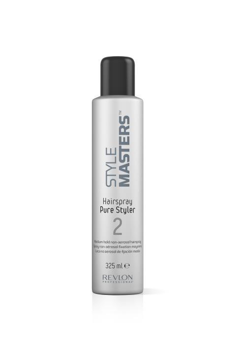 Revlon Style Masters - Pure Styler Medium Hold Non Areosol Hairspray