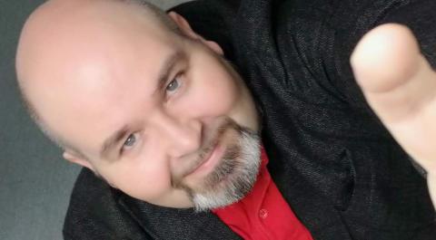 Startup-asiantuntija Janne Saarikko Seinäjoella