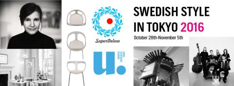 Swedish Style in Tokyo 2016