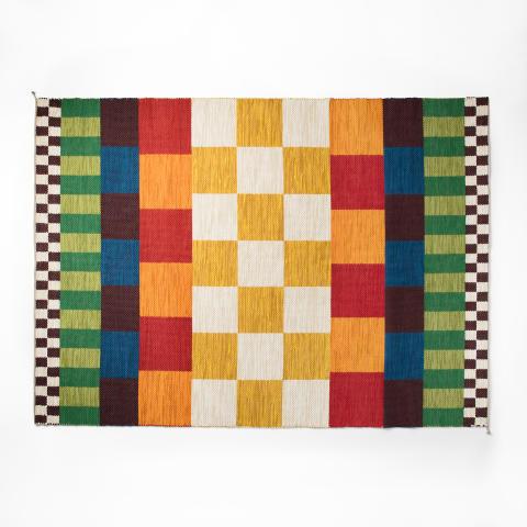Svenskt Tenn Carpet Vienna – Eva Schildt
