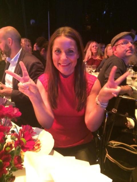 Filippa blev utsedd till årets mediesäljare 2016!