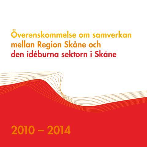 Överenskommelsen om samverkan mellan Region Skåne och den idéburna sektorn i Skåne