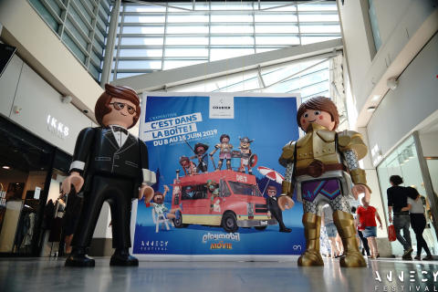 Weltpremiere PLAYMOBIL: DER FILM