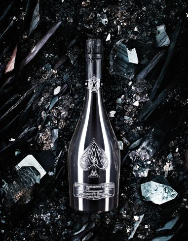 Champagne Armand de Brignac Awarded #1 Blanc de Noirs in the World for 2016