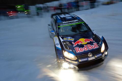 Ny sekundstrid väntar i Rally Sweden