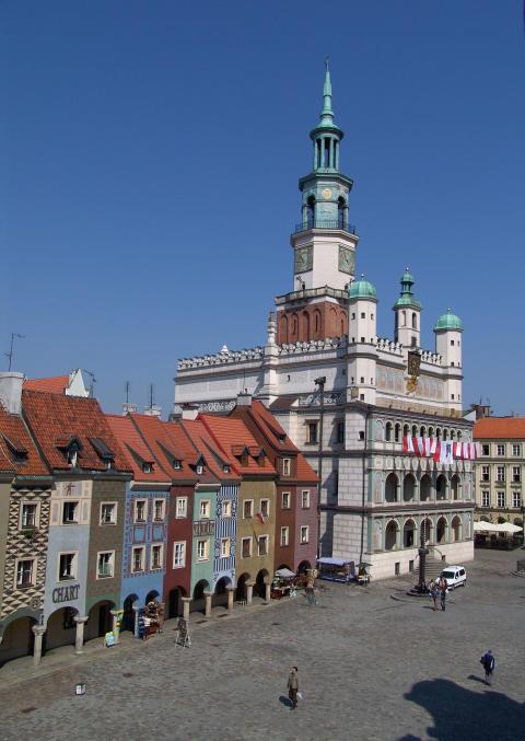 STIHL TIMBERSPORTS VM 2015 till Poznan, Polen