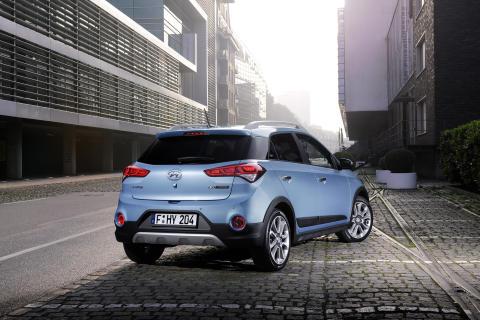 Nye Hyundai i20 Active