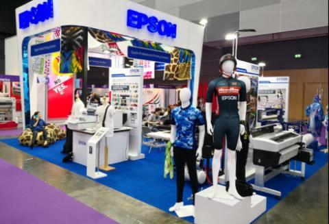 Epson in Fespa Asia 2018