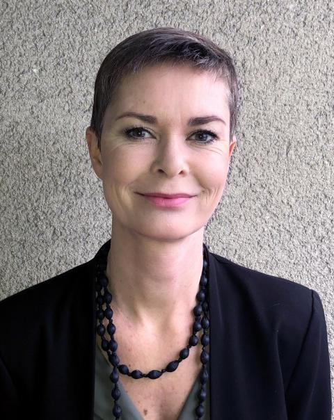 Maj Sandell ny verkställande direktör på Konsthantverkscentrum i Stockholm