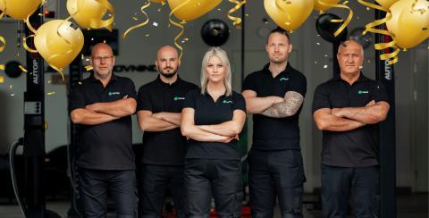 Opus Bilprovning fyller 7 år