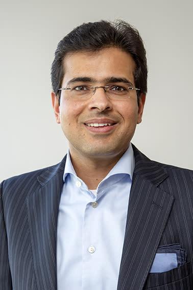 Amit Bajaj, head of Europe at TCS