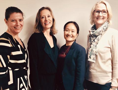 Nu växlar Sweden HR group upp – extern VD samt ny styrelse tillsatt