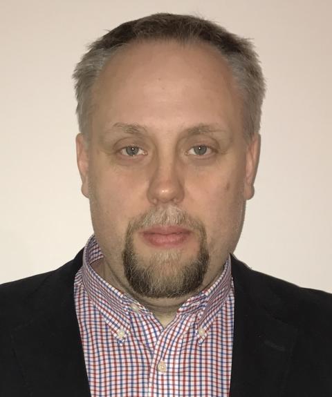 Daniel Ström ny  CIO på Luleå tekniska universiet