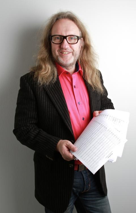 Kent Olofsson tilldelas Järnåkerstipendiet