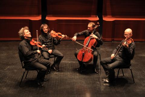 Les Dissonances Quartet 4 oktober