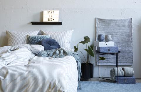 Skapa ett mysigt sovrum med nya Nordic Mood kollektionen