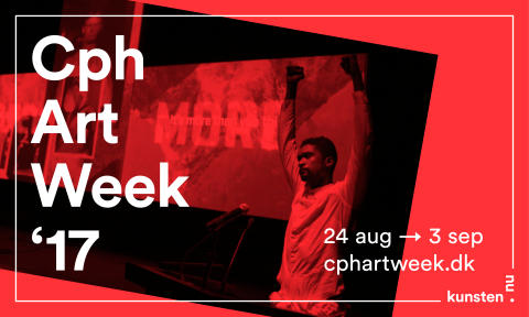 Cph Art Week 2017 - Grand Opening Party i VEGA