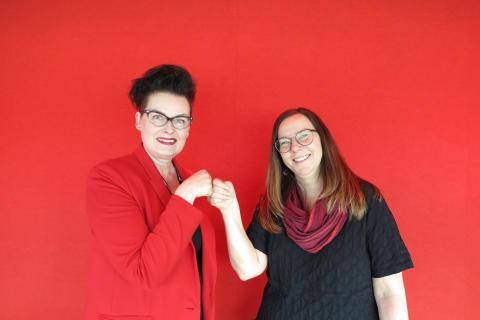 Kvinnohistoriskt museum och Umeå centrum för genusstudier i pilotprojekt för stärkt samverkan