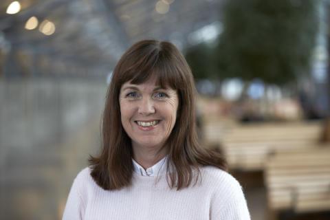Maria Björner Brauer, enhetschef försäljning och marknad