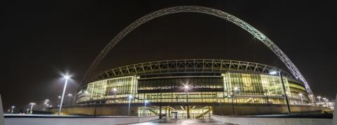 GO Sport Travel blir partner med Wembley Stadium!