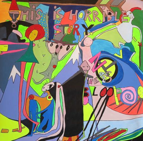 Vernissage och Utställning - Ann-Cathrine Liska