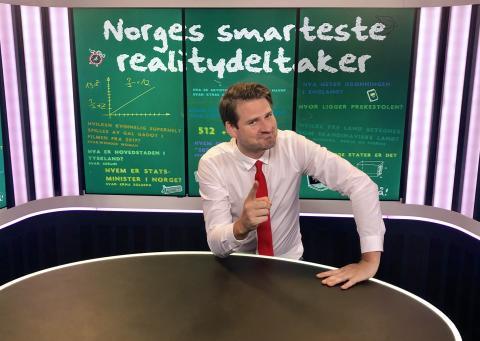 Viafree kårer Norges smarteste realitydeltaker – premiere på nytt program