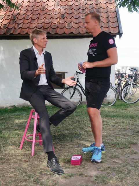 """Bostadsminister Per Bolund om brist på LSS-bostäder: """"Kommunerna måste ta ansvar"""""""