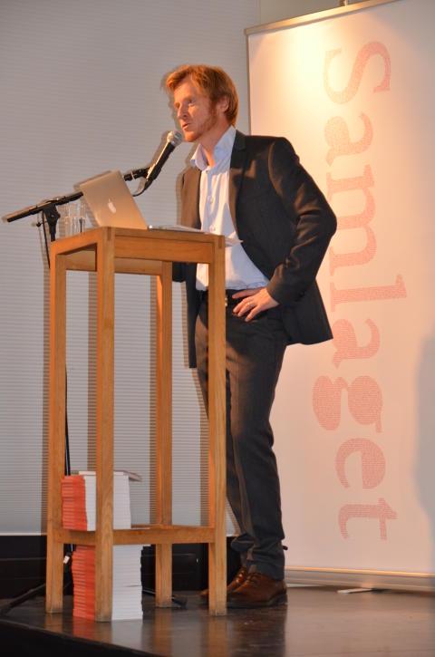 Forlagsdirektør Edmund Austigard