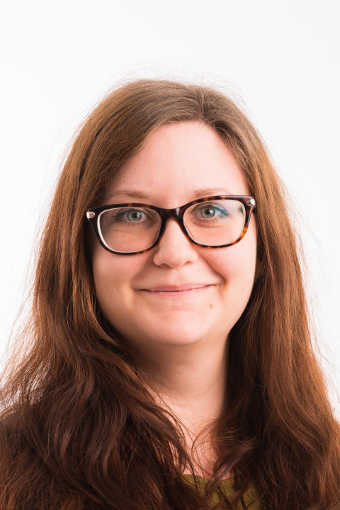 Sofia Bergström, verksamhetsutvecklare