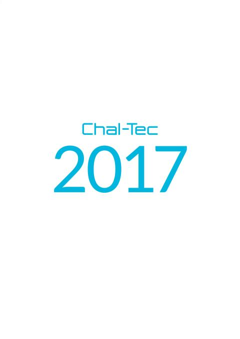 Chal-Tec Press Kit