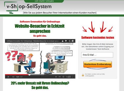 Neues System für Onlineshops: Live-Ansprache der Kunden und 20 Prozent mehr Umsatz
