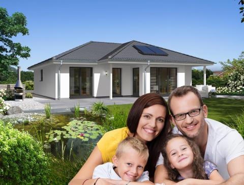 Barrierefrei durch alle Generationen - Damit der Traum vom Eigenheim ein Leben lang hält