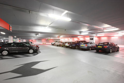 Q-Park UK to rejuvenate Queen Square car park in Liverpool