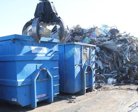 Cylinda återvinner med Stena Recycling