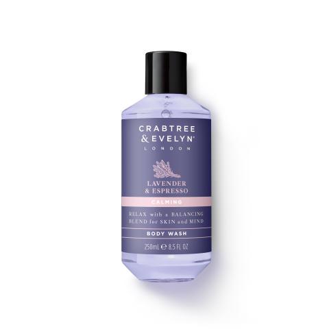 Lavender & Espresso Body Wash