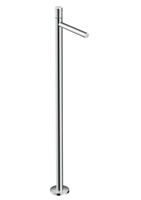 AXOR Uno Zero Floor-standing tvättställsblandare