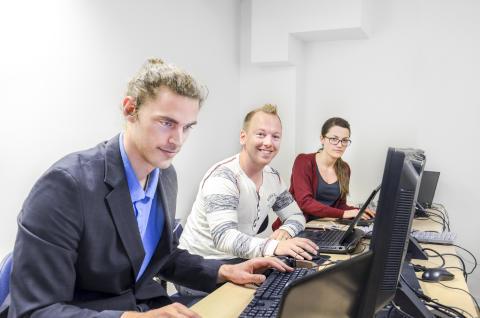 Succéutbildning ger unga jobb