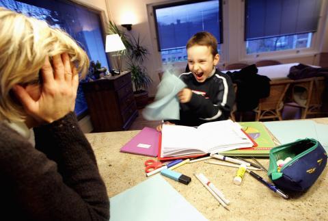 Tutkimus: Huono kotikasvatus syynä kouluhäiriköintiin