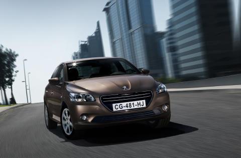 Peugeot uppnår rekordresultat under första kvartalet i Kina och fortsätter sin tillväxtstrategi
