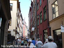 World Tourism Day 27 september 2012 – Välkommen till Sverige!