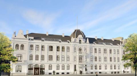 Nya spektakulära hotell i Norge