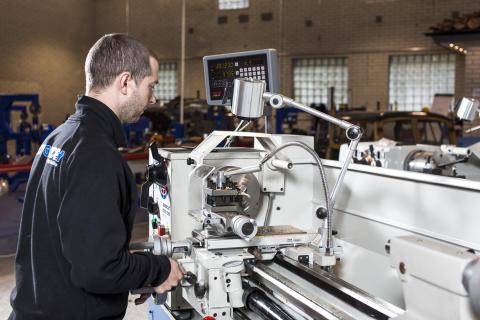 Har du frågor om våra maskiner? Fråga experten Magnus!
