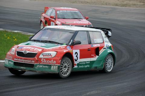 Rallycross-EM: Jernberg tänker ge allt i jakten på silvret