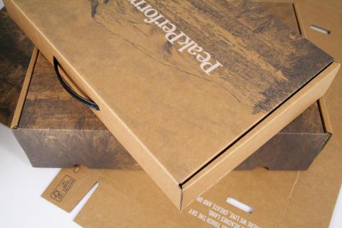Hållbart e-handelsemballage – FSC®-certifierade wellförpackningar