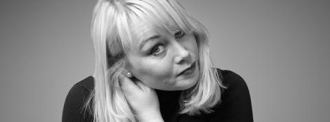 """Ann Heberlein i premiär för """"Hederskock på Moriskan"""" 29/9"""