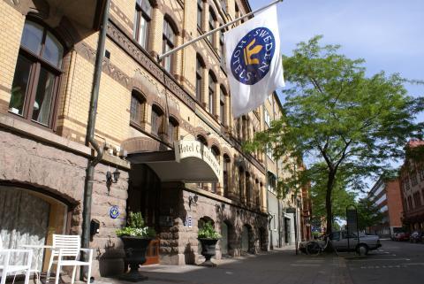 Sweden Hotel Continental, Halmstad.